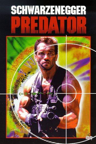 The Predator would regret breaking Arnie's favourite nosing glass...!