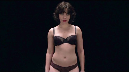That last bit is only funny if you've seen Under The Skin, which is in cinemas now so you've no excuse.