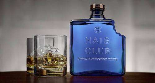 Haig Club: The whisky that bites!
